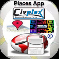 Civplex Places App
