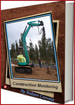 Construction Monitoring E-Book By Robert Corvaia